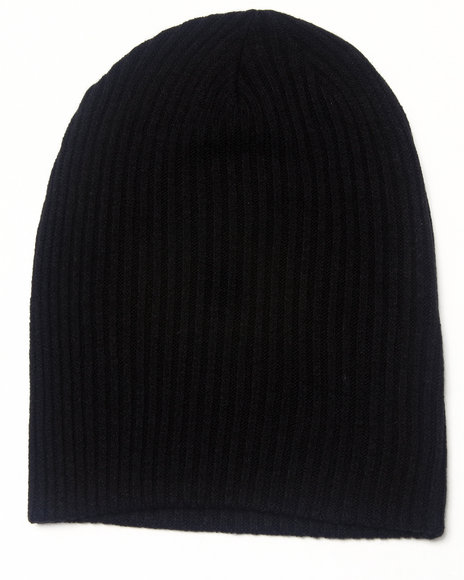 Drj Accessories Shoppe Women Basic Beanie Black - $3.99