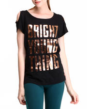 Puma - Womens Fashion Metal Tee