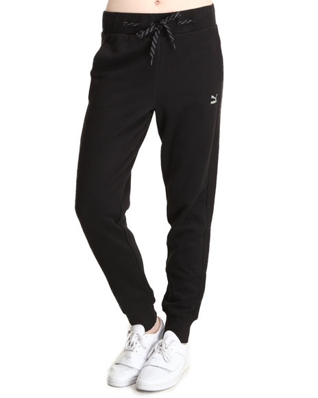Puma Black Puma Sweatpants
