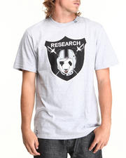 Men - Raid And Research S/S Tee