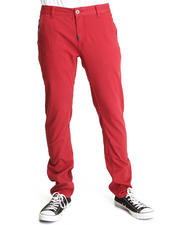 LRG - Socialites Chino Slim-Straight Twill Pants
