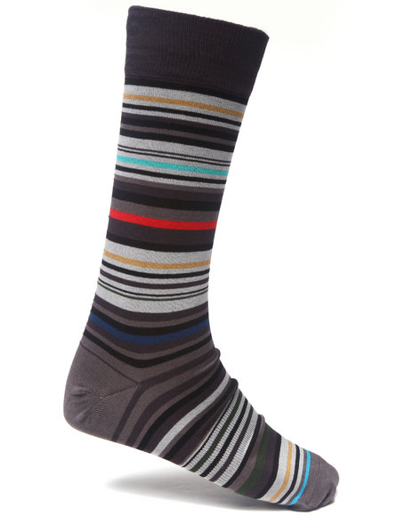Stance Socks Men Hyde Socks Grey LargeXLarge