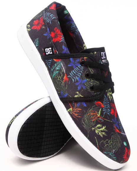 DC Shoes Black Haven Sneakers