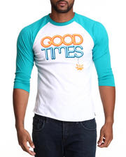 Men - Street Approved Good Times Raglan