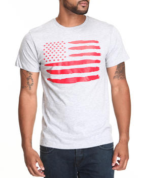 Basic Essentials - Street Approved  Flag Blunt Tee