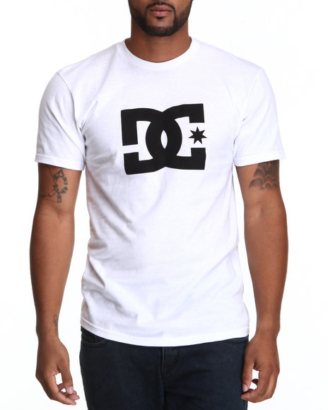 DC Shoes White Star Tee