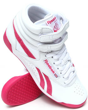 Reebok - Freestyle Hi Sneakers