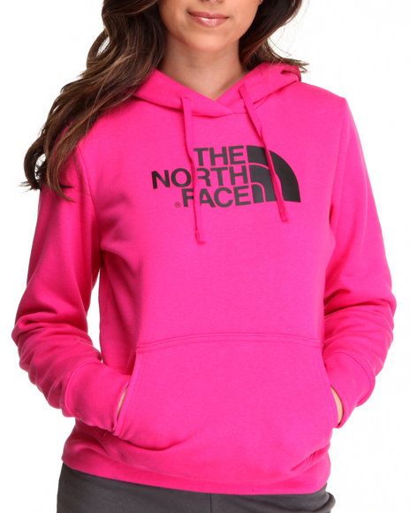 The North Face Pink Half Dome Hoodie