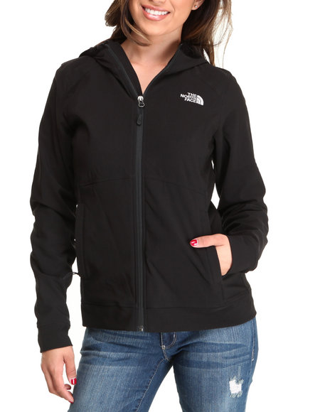 The North Face Black Maddie Raschel Hoodie