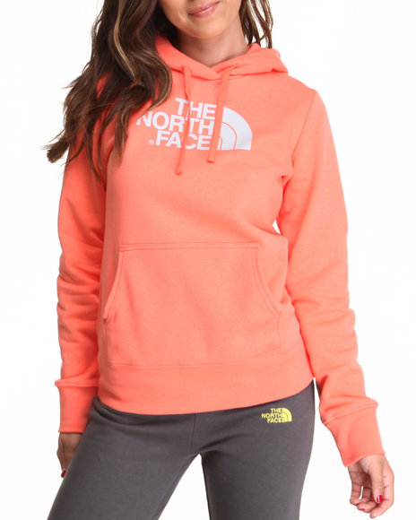 The North Face Orange Half Dome Hoodie