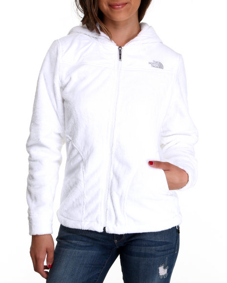 The North Face White Oso Hoodie