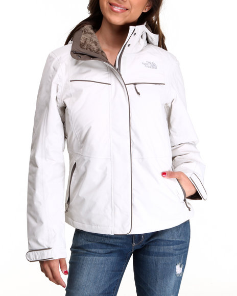 The North Face Ivory Influx Insulated Jacket
