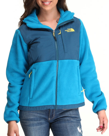 The North Face Blue Oso Denali Hoodie