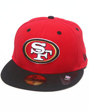 Fitted - San Francisco 49ERS NFL Two Tone 5950 Fitted Hat