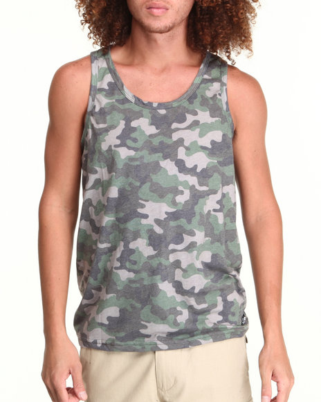 DC Shoes - DC Woodland Tank