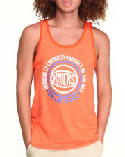 Men - New York Knicks Old School Tank Top (Drjays.com Exclusive)