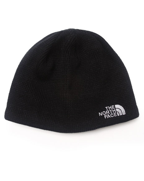 The North Face Mens Bones Beanie - Black - The North Face Hats