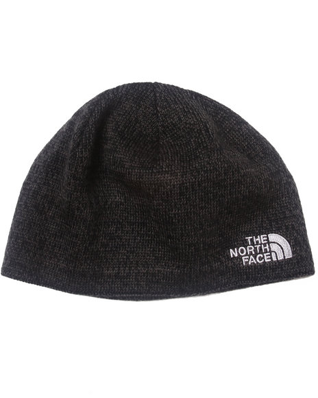The North Face Mens Jim Beanie - Black - The North Face Hats