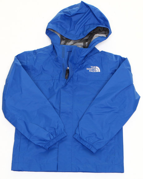 The North Face Boys Blue Zipline Rain Jacket (5-20)
