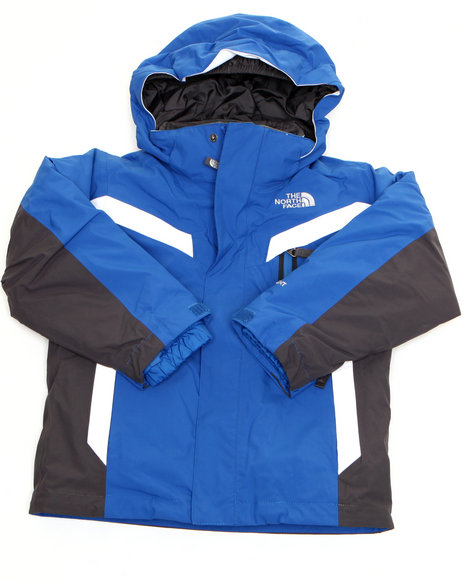 The North Face Boys Blue Boundary Triclimate Jacket (5-20)