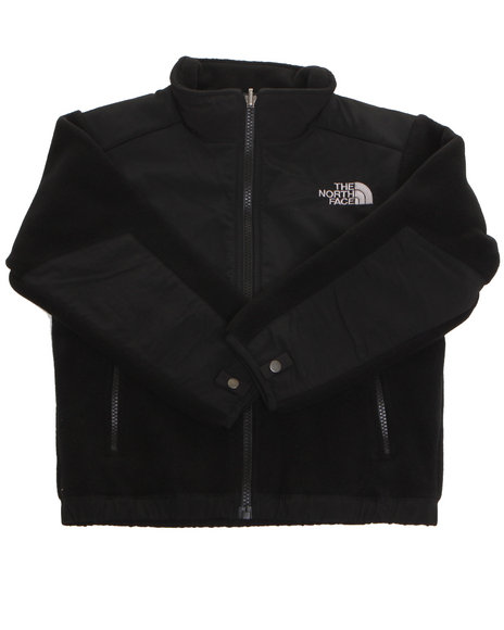 The North Face Boys Black Denali Jacket (5-20)
