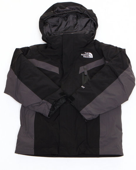 The North Face Boys Grey Boundary Triclimate Jacket (5-20)