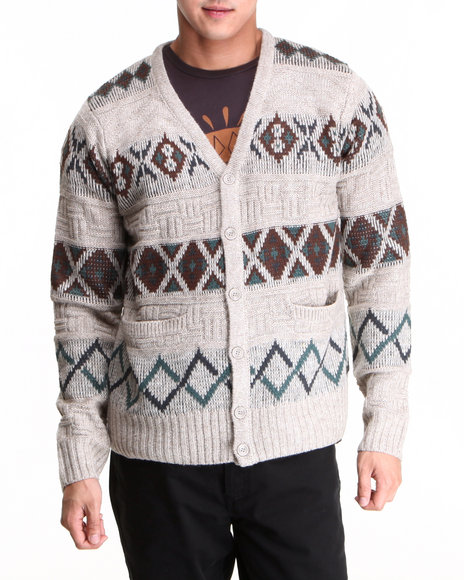 Cardigan Sweaters Men