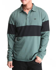 Long-Sleeve - Ruggle Henley