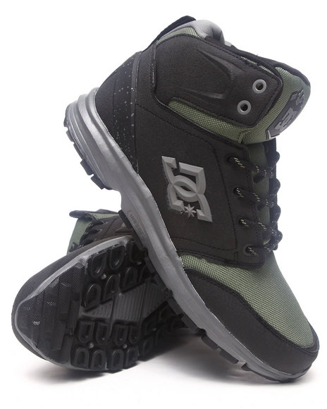DC Shoes Black Ranger High Top Boots