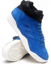 Sneakers - Suede Enforcer Mid Sneakers