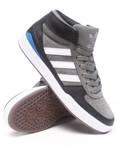 Adidas - Men Grey Forum X Sneakers