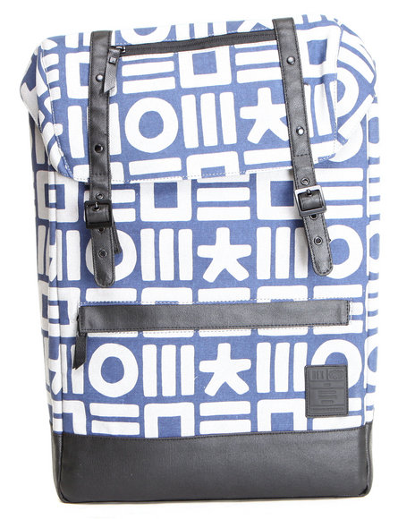 Hex Men Hex X Haze Collection Cloak Backpack Blue