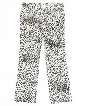 Kensie Girl - ANIMAL PRINT SKINNY JEAN (7-16)