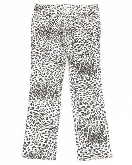 Kensie Girl Girls Animal Print Animal Print Skinny Jean (7-16)
