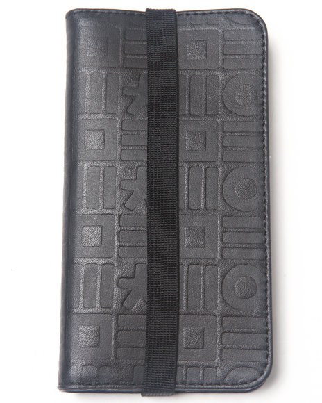 Hex Hex X Haze Collection Axis Iphone 5 Wallet Black