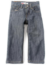 Levi's - 514 CAPTAIN SLIM STRAIGHT JEANS (2T-4T)