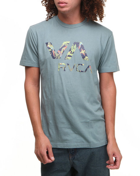 RVCA Olive Squawker Tee