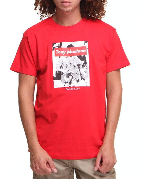 BGRT Red Original Gangster T-Shirt