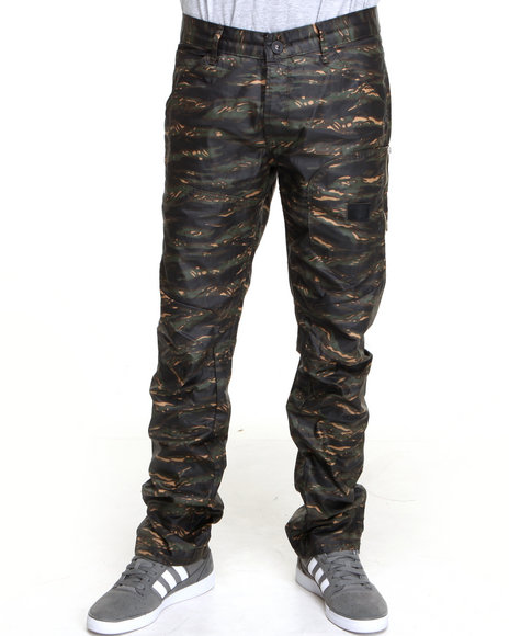 Hudson Nyc - Men Camo Coated Premium Denim Jeans