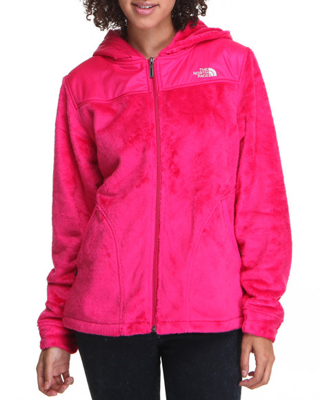 The North Face Pink Oso Hoodie
