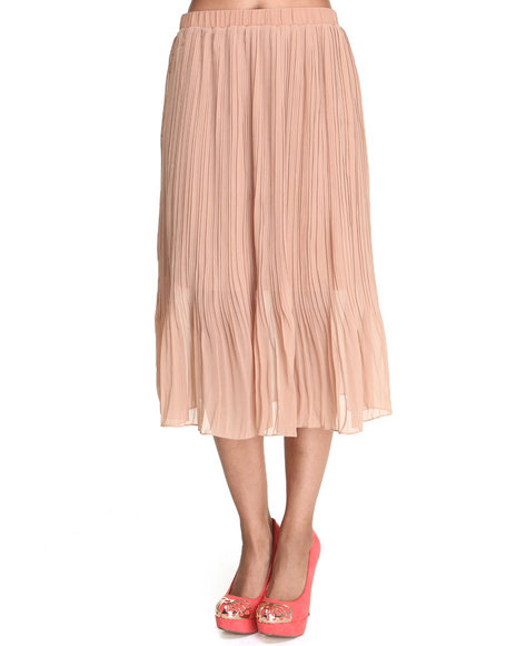 Fashion Lab - Chiffon Midi Skirt