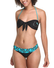 Swimwear - Triangle Hipster Set