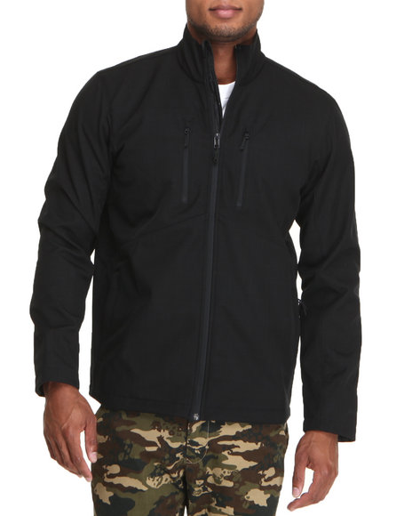 Under Armour Black Coldgear Infrared Radar Softshell Jacket