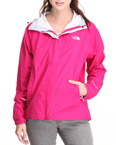 The North Face Pink Venture Jacket