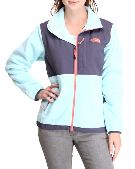 The North Face - Women Blue Denali Jacket - $123.99
