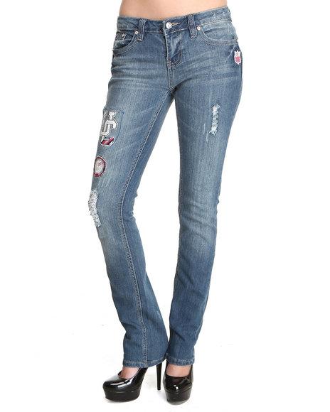 COOGI Blue Skinny Jean Pants