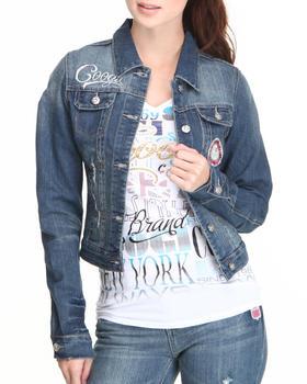 COOGI - Coogi jean jacket
