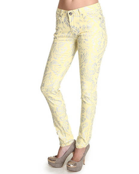 Yellow Jeans for Women