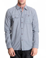 Men - Landry Plaid L/S Button-down