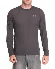 Men - Waffle Crewneck L/S Shirt